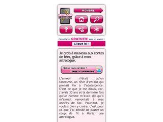 De l'astrologie mobile gratuite
