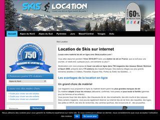 Un guide des magasins de location de ski