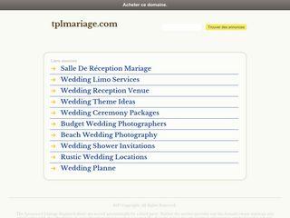 Un annuaire de mariage très ouvert sur les choix