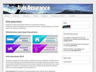 AVis assurance habitation