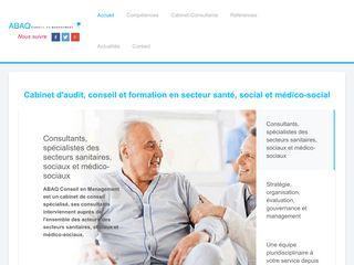 Cabinet de conseil dans le secteur de la santé