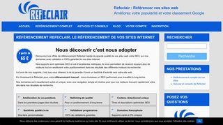 Société spécialisée en SEO et web marketing